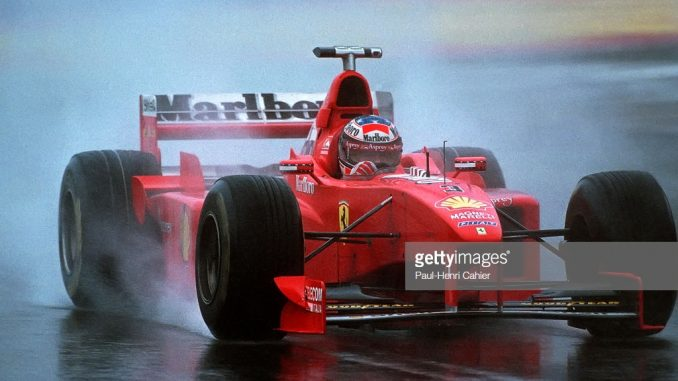 Michael Schumacher, Grand Prix Of Belgium