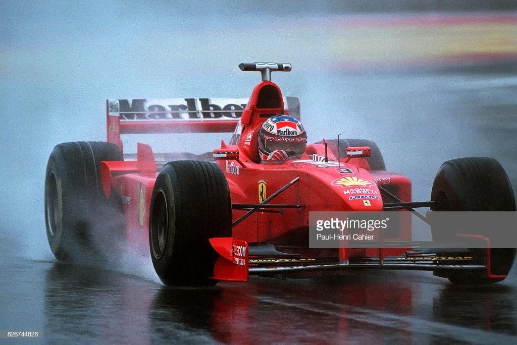 Michael Schumacher, Grand Prix Of Belgium